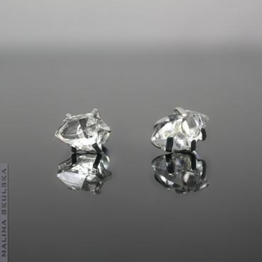 Sztyfty z diamentami z Herkimer